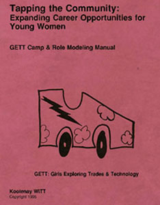 Girls Exploring Trades graphic